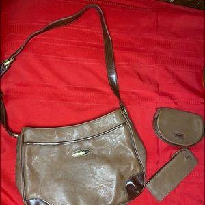 3 piece handbag set